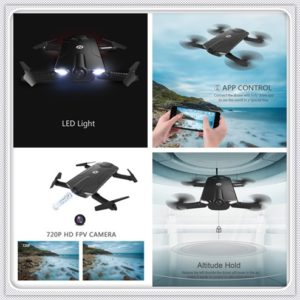 perfect Holy Stone HS160 Shadow FPV RC Drone