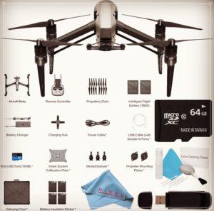 wonderful DJI Inspire 2 Quadcopter