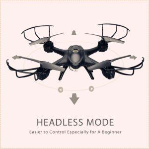excellent Headless Mode