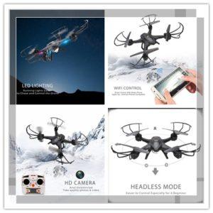 unusual Holy Stone X400C FPV RC Quadcopter Drone
