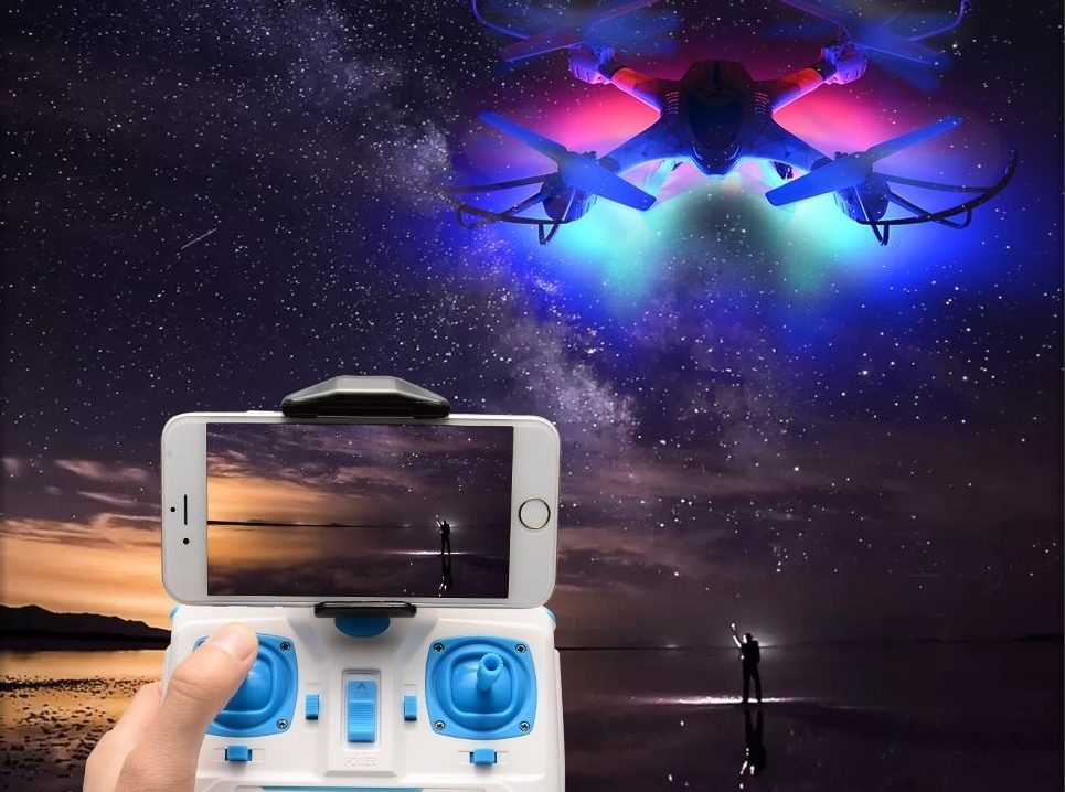 appealing RCtown FPV Drone RC Quadcopter