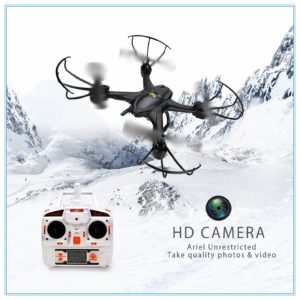 superb camera of Holystone X400C