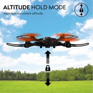 Attractive Force1 Foldable Drone