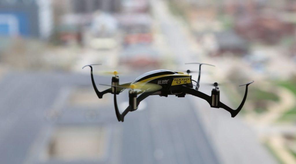 super Blade NanoQX RTF Quadcopter
