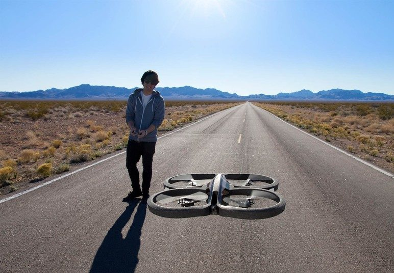 Parrot AR Drone 2 0 Review - Allow You to Fly Better and Cheaper