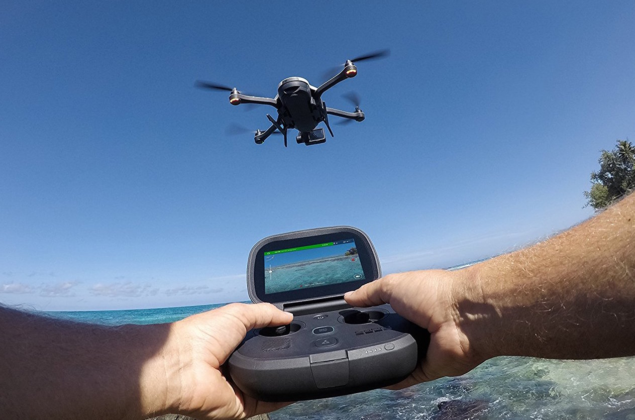 GoPro Karma Drone Review – No More A Problem of High Resolution