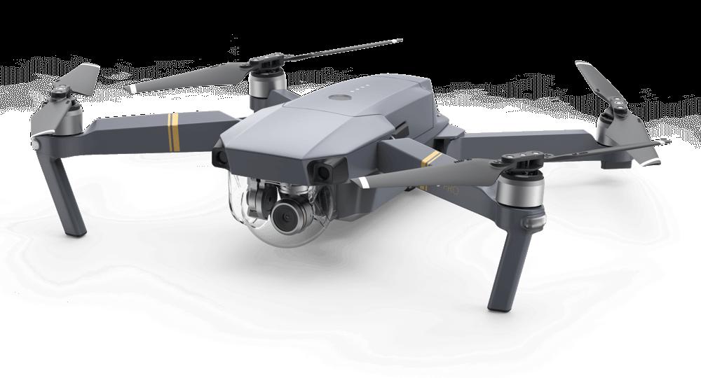 DJI Mavic Pro 4K Drone Review