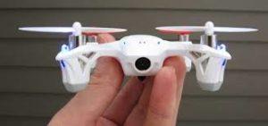 Excellent Hubsan H107D drone