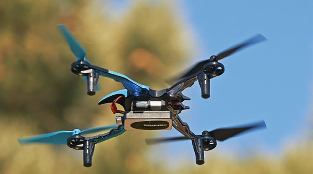Dromida Ominus FPV Quadcopter