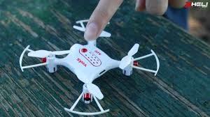 Best Cheerwing Syma X20 Pocket Drone
