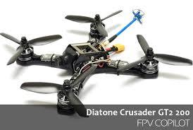 admirable Diatone Crusader GT2 200 FPV Racing Drone