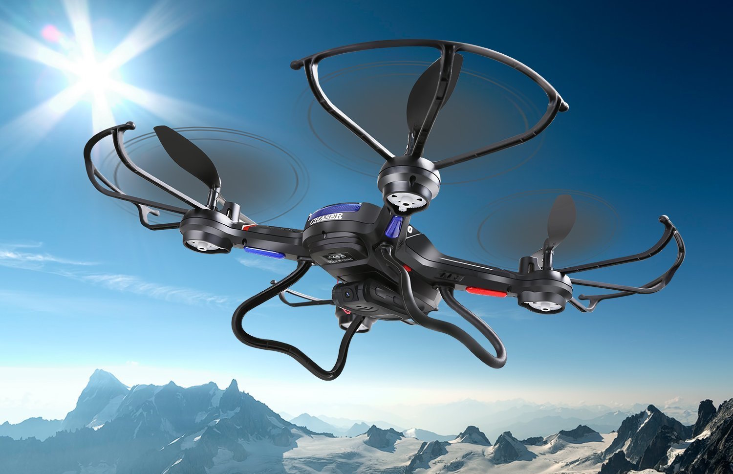 5 Best Cheap Drones in the Market 2019