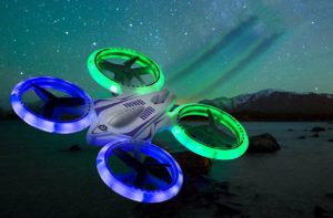 incomparable Halo Quadcopter Drone