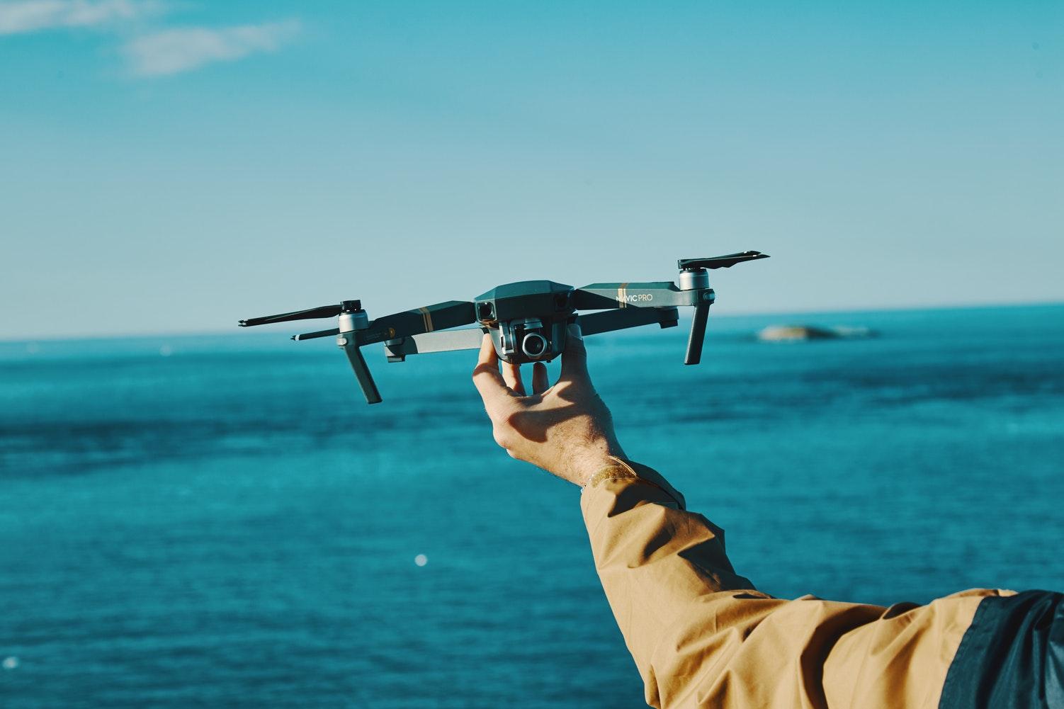 Best 6 Waterproof Drones – No Fear of Water