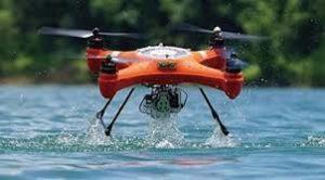 Top GARLUS Splash Drone (Mariner 2)