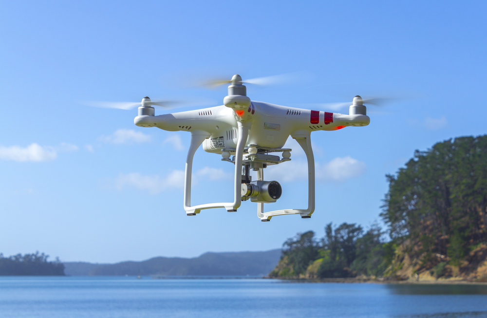 Splendid DJI Phantom 3 Standard Quadcopter Drone