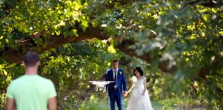 Best wedding drone