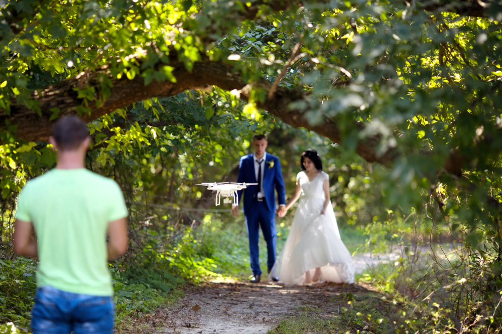 Drone Wedding Photography.Everything You Need To Know About The Drone For Photography