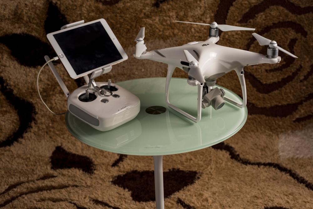Promotion videos drones, avis drone qr x350