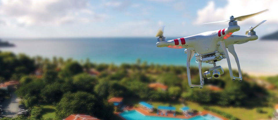 Brilliant Drones for Real Estate