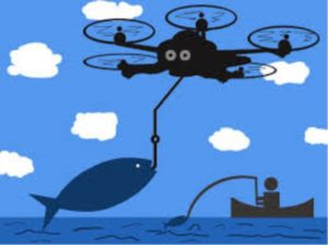 Best 8 Drones for Making Your Fishing Time More Fun