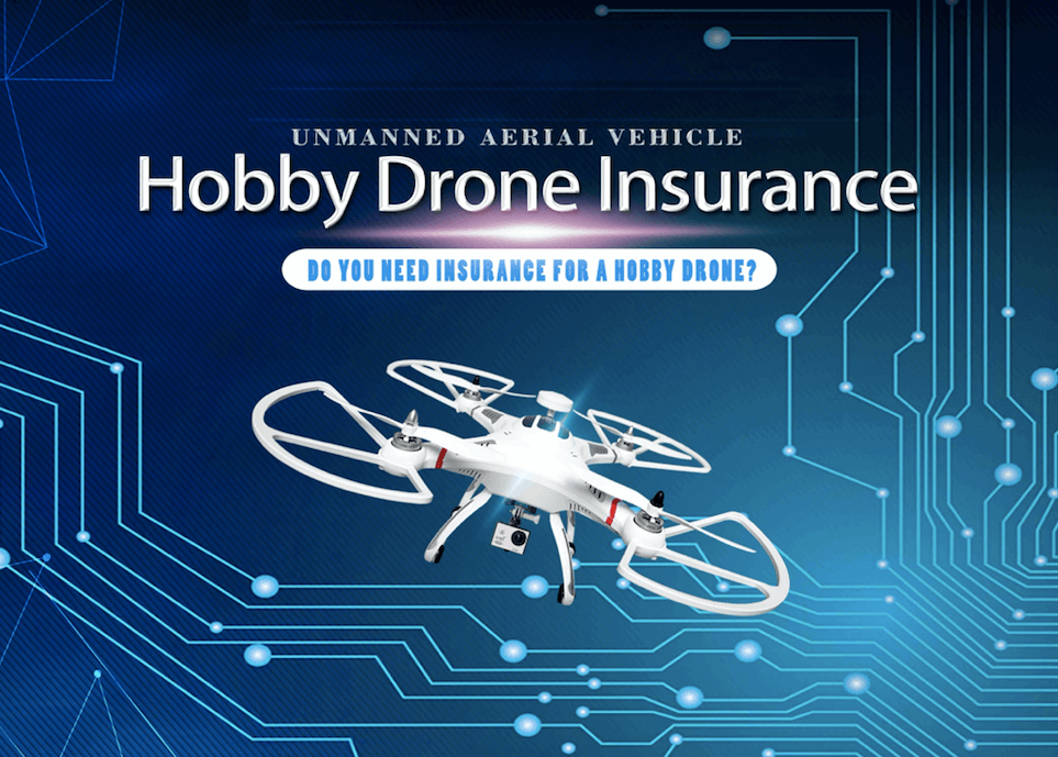 Hobby Drone Insurance – Do you Need Insurance for a Hobby Drone?