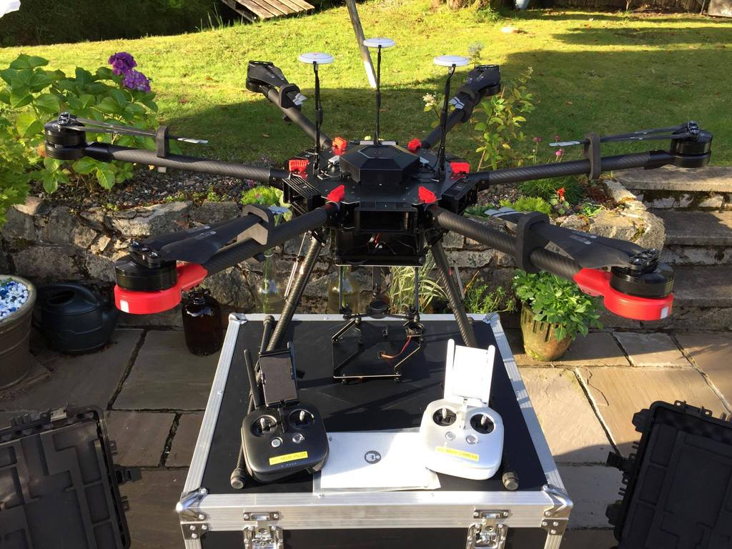 Admirable DJI Matrice 600