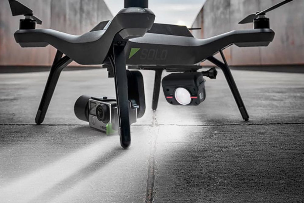 incomparable 3DR Solo Aerial Drone
