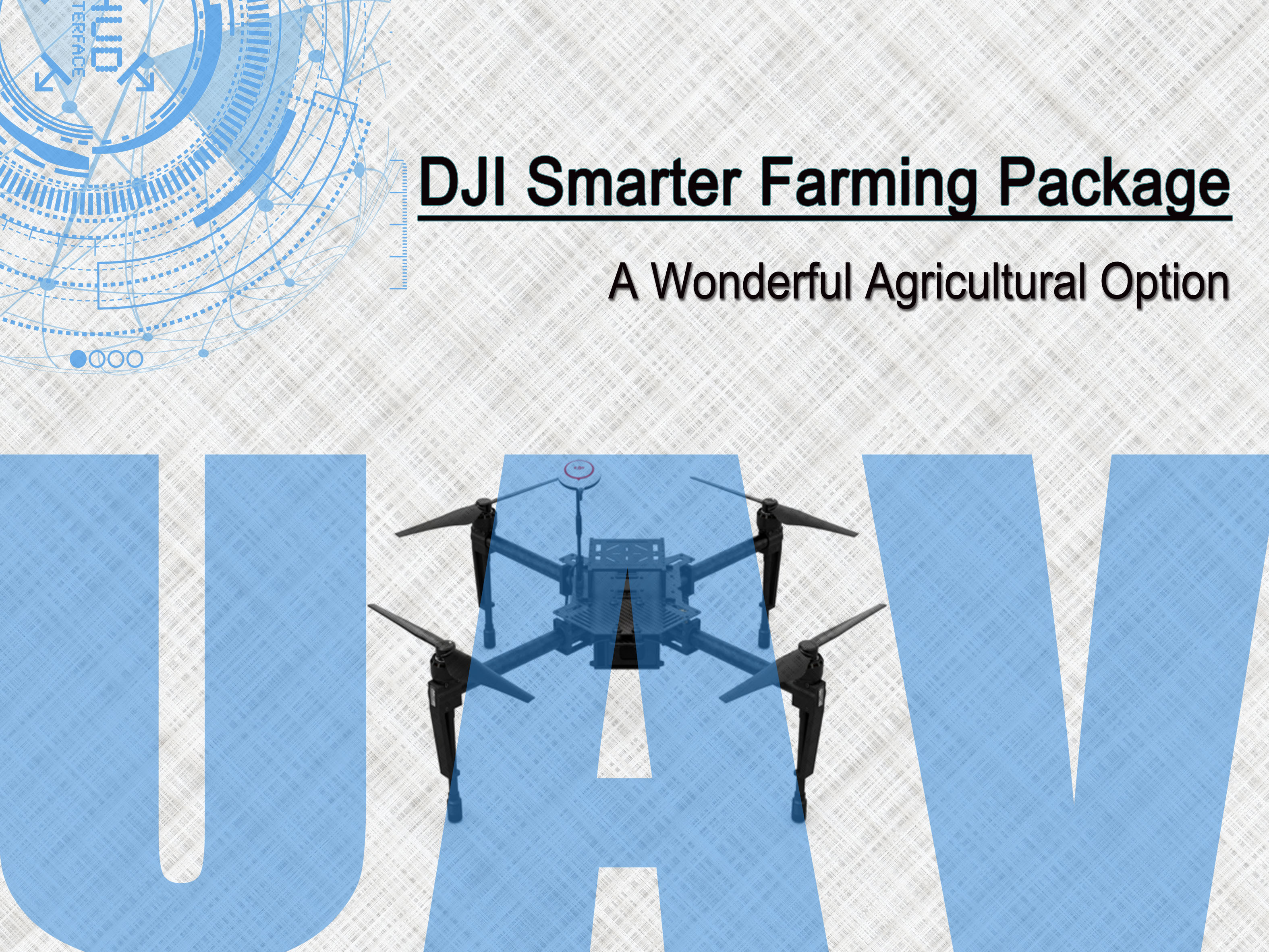 DJI Matric 100 Review - Wonderful Agricultural Option