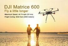 Best DJI Matrice 600