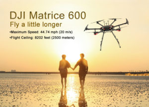 DJI Matrice 600 (M600) Review – Features, Price and Pros & Cons