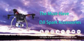 Best DJI Spark Accessories