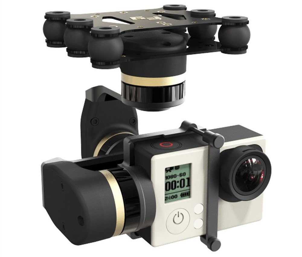 Super Feiyu Tech Mini 3D 3 Axis Brushless Gimbal