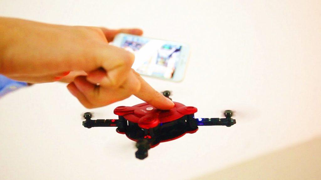 splendid Goolsky FQ17W Mini Drone