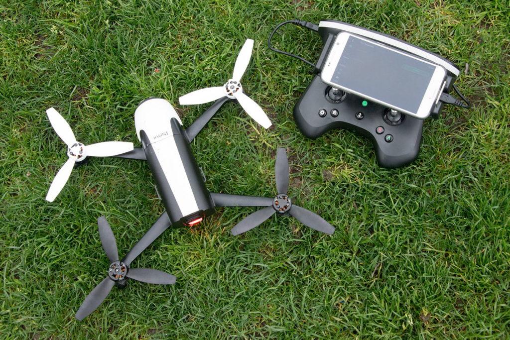outstanding Parrot Bebop 2 FPV Drone