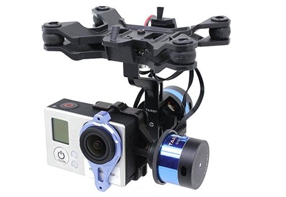 Top Tarot T-2D V2 Brushless Gimbal