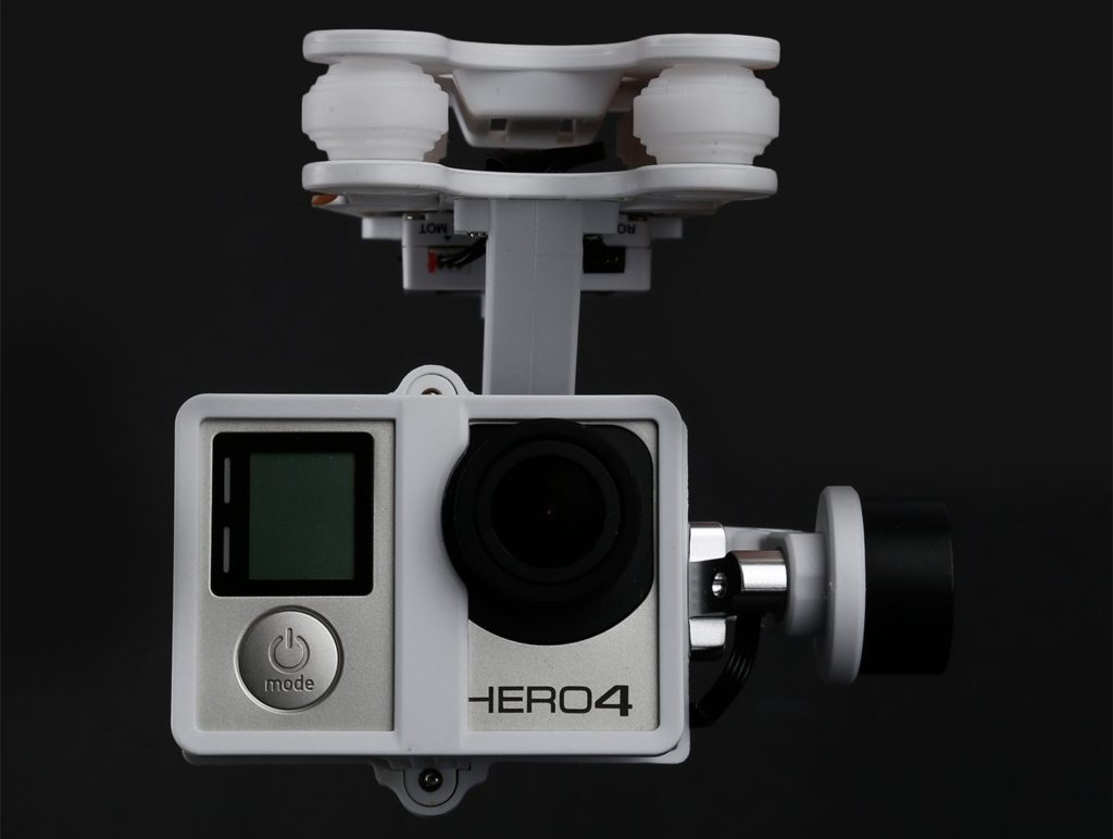 Best Walkera G-2D 2 Axis Brushless Gimbal