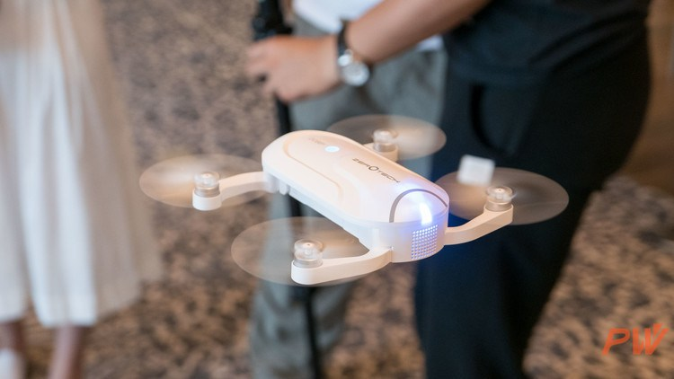 excellent Zerotech Dobby Mini Selfie Pocket Drone