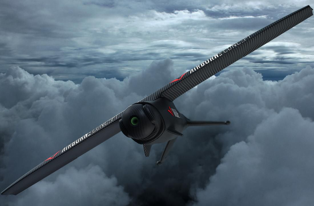 What Is a Fixed Wing Drone