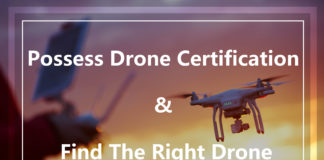 drone certification