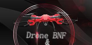 Drone RTF, Drone BNF and Drone ATF