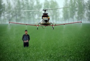 What Farms Use Agricultural Drones