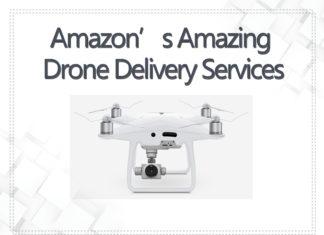 Amazon's Amazing Drone