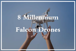 8 Best Millennium Falcon Drones and Their Features