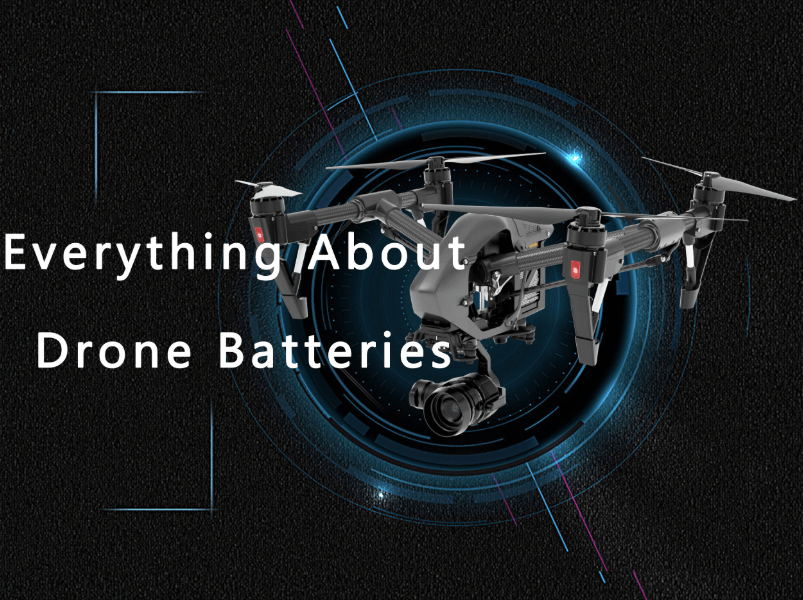 How to Choose the Best Battery for Drone – Everything to Know Drone Batteries