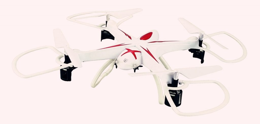 Braha Aqua Drone- 2.4 GHZ Waterproof RC Quadcopter