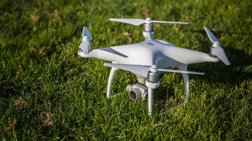 DJI Phantom 4 Pro Rc Quadcopter