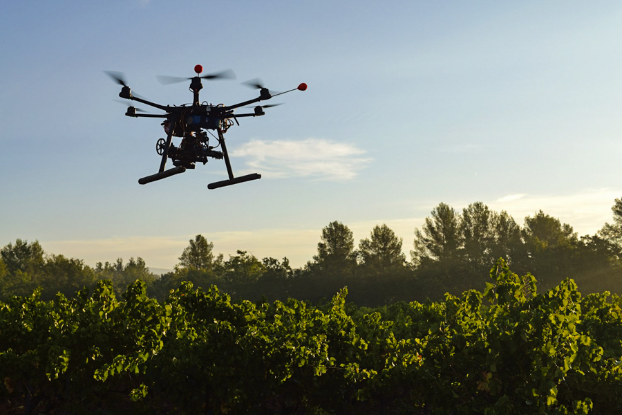 What Do Agricultural Drone Pilots Do