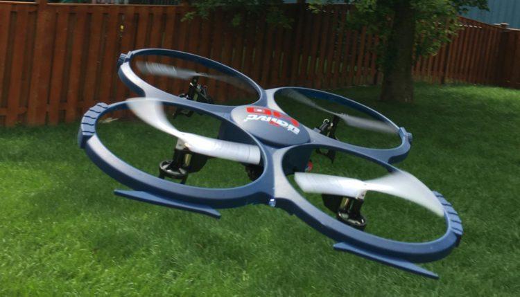 Force1 UDI U818A Discovery Drone