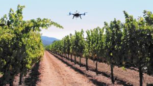 What Data Does Agricultural Drones Use